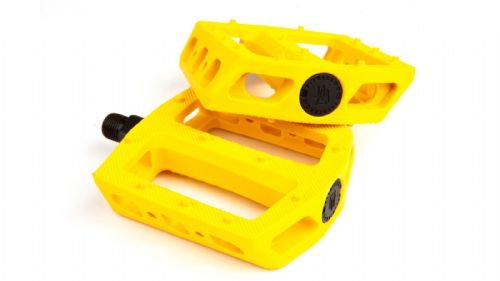FIT Mack Plastic Pedal Yellow